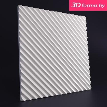 """New формы для 3D панелей """"Диагональ"""""""