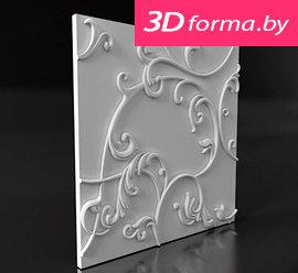 "Форма для 3D панелей ""Гаден"""