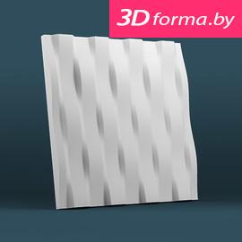 Форма для 3d панелей «Бриз»