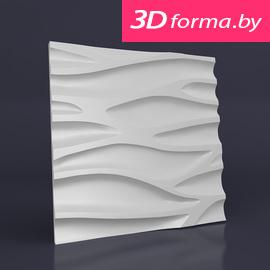 """Форма для 3D панелей """"Каскад"""""""