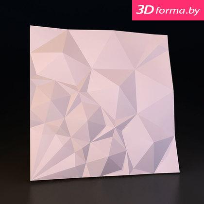 """Форма для 3D панелей """"Астра"""""""