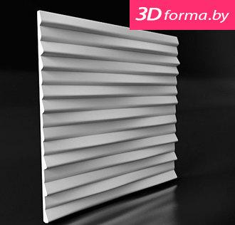 """Форма для 3D панелей """"Линен"""""""