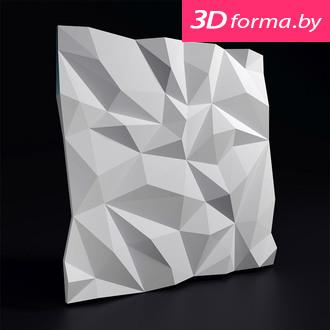 """NEW форма для 3D панелей """"Скалы 2"""""""