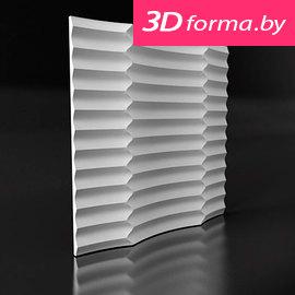 "Форма для 3D панелей ""Меропа"""