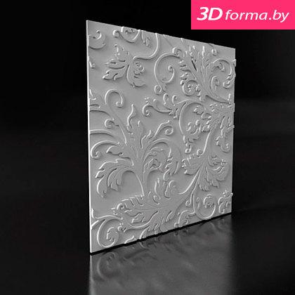 "Форма для 3D панелей ""Катта"""