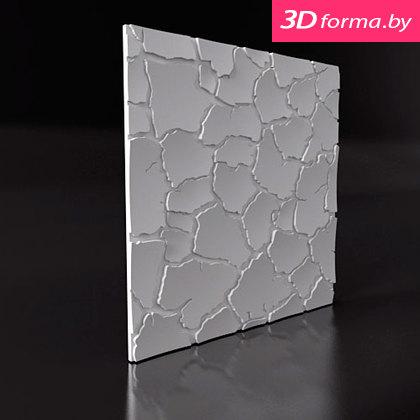 """Форма для 3D панелей """"Туф"""""""