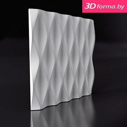 """NEW Форма для 3D панелей """"Roller"""""""