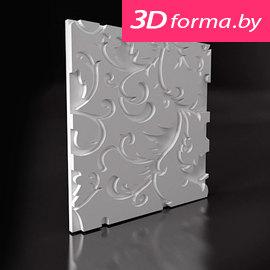 """Форма для 3D панелей """"Паттер"""""""