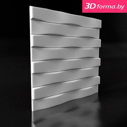 "Форма для 3D панелей ""Веакр"""