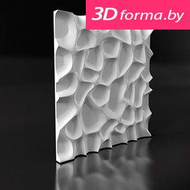 "Форма для 3D панелей ""Риске"""