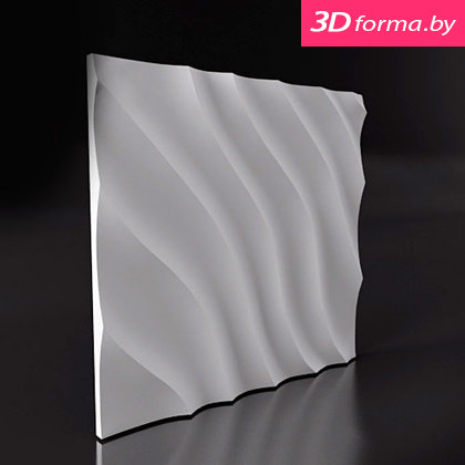 "Форма для 3D панелей ""Toрo"""