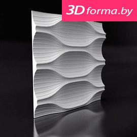 "Форма для 3D панелей ""Мун"""